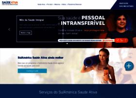 sulamericasaudeativa.com.br
