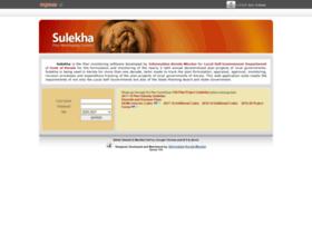 sulekha.lsgkerala.gov.in