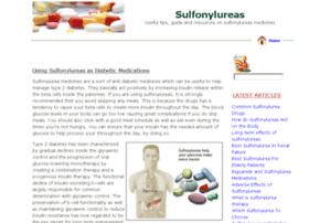 sulfonylureas.net