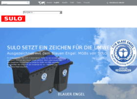 sulo-umwelttechnik.de
