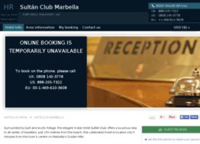 sultan-club-marbella.hotel-rez.com