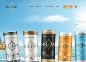 sultan-cola.com