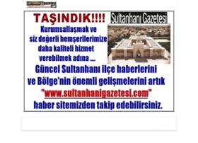 sultanhani.gen.tr