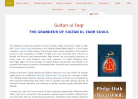 sultanulfaqr.com