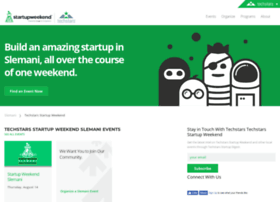 suly.startupweekend.org