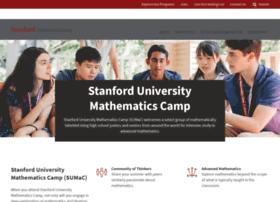 sumac.stanford.edu
