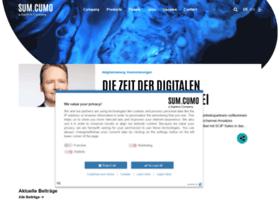 sumcumo.com