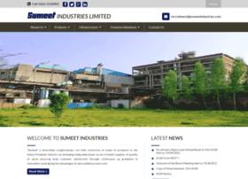 sumeetindustries.com