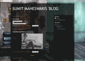 sumitmaheswari.blogspot.in