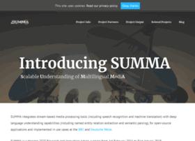 summa-project.eu