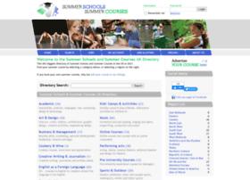 summer-schools.info