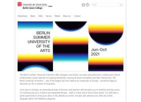 summer-university.udk-berlin.de
