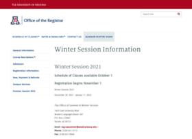summer-winter.arizona.edu