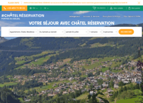 summer.chatelreservation.com