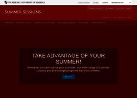 summer.cua.edu