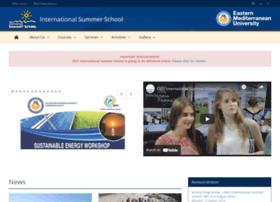 summer.emu.edu.tr