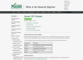 summer.gmu.edu