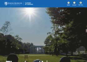 summer.jhu.edu