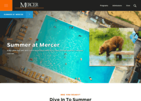 summer.mercer.edu