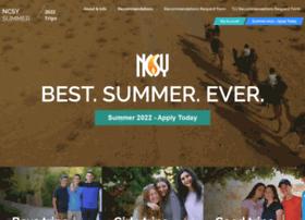 summer.ncsy.org