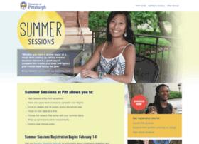 summer.pitt.edu