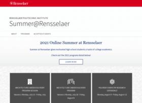 summer.rpi.edu