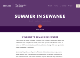 summer.sewanee.edu