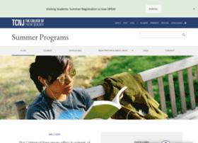 summer.tcnj.edu