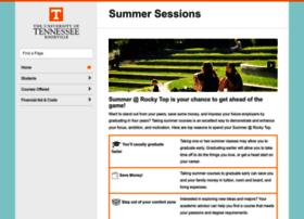 summer.utk.edu