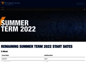 summer.wvu.edu