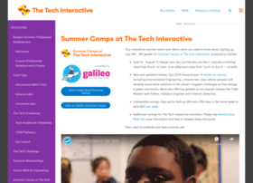 summercamps.thetech.org