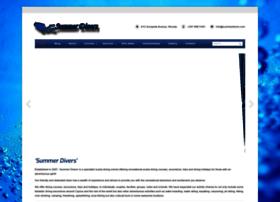 summerdivers.com