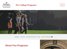 summerexperiences.wustl.edu
