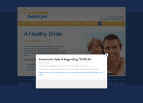 summeridgedental.com