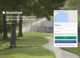 summerlynleander.nextdoor.com