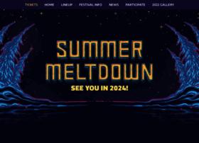 summermeltdownfest.com
