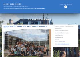 summerschool.aau.dk