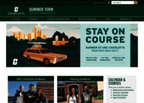 summerschool.uncc.edu