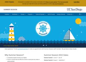 summersession.ucsd.edu