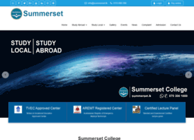 summersetcollege.com