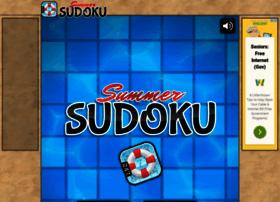 summersudoku.com