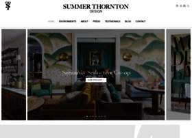 summerthorntondesign.com