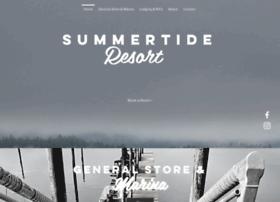 summertideresort.com