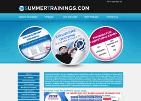 Summertrainings.com