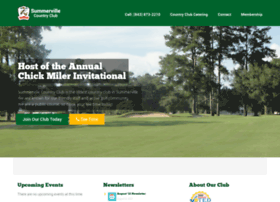 summervillecountryclub.com