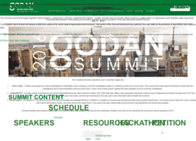 summit.godan.info