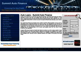 summitautofinance.com