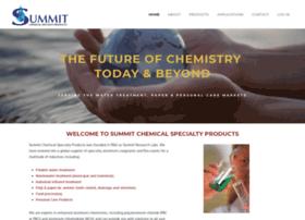 summitchem.com