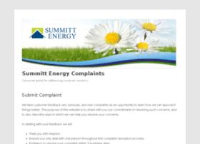summittenergycomplaints.com