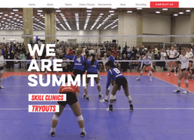 summitvolleyball.com